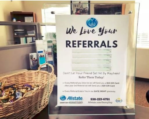 Danny Day - We Love Referrals!