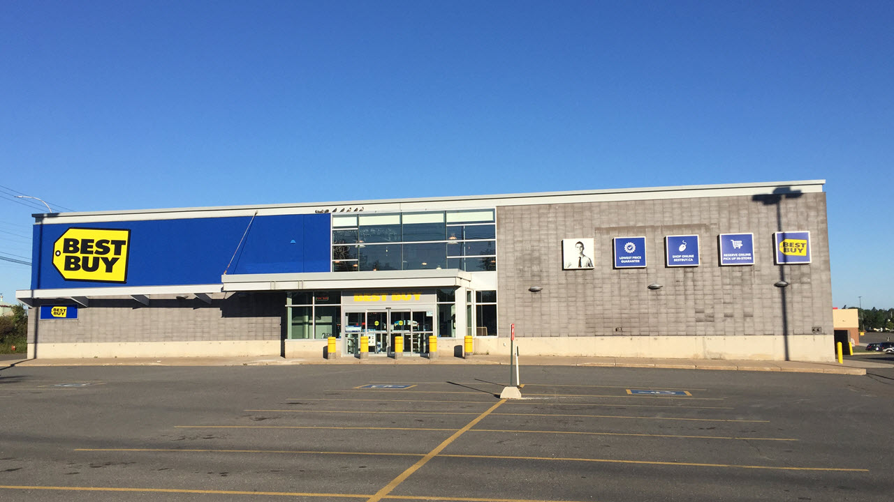 Best Buy Fredericton Mall