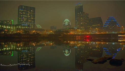 Our Capital...Austin, Texas by night!