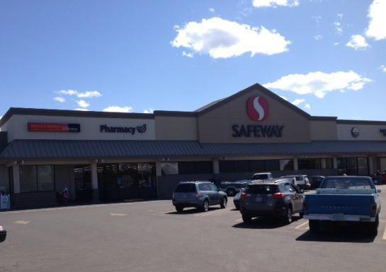 Safeway Store Front Photo at 1205 Campbell St in Baker City OR