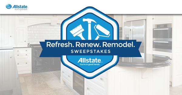 Kevin Milnes - Allstate Refresh. Renew. Remodel. Sweepstakes.