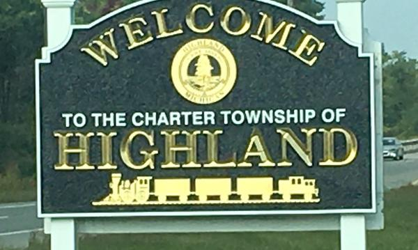 Welcome to the charter township of highland