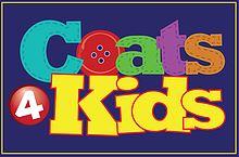 Hali Farey - Supporting Colvin Cleaners' Annual Coats4Kids Campaign