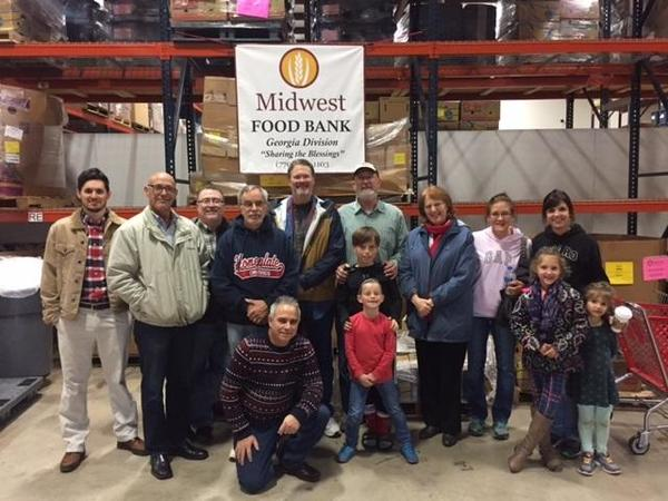Kelley Barham - Midwest Food Bank