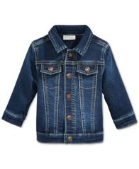 Image of First Impressions Denim Jacket, Baby Boys, Created for Macy's