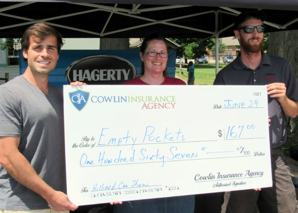 Christopher Cowlin - Donation for Empty Pockets Cruisers Club