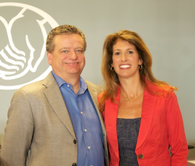 Mike and Christine Angles, Allstate insurance agents in Virginia
