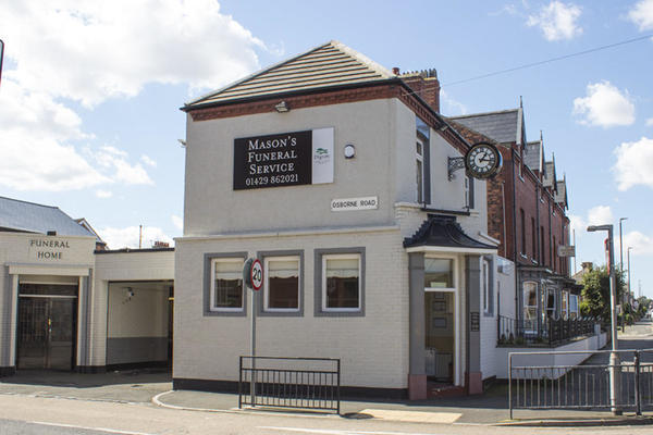 Mason's Funeral Directors in Hartlepool