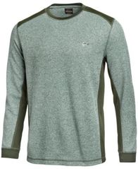 Image of Greg Norman For Tasso Elba Colorblocked Thermal Shirt, Only at Macy's