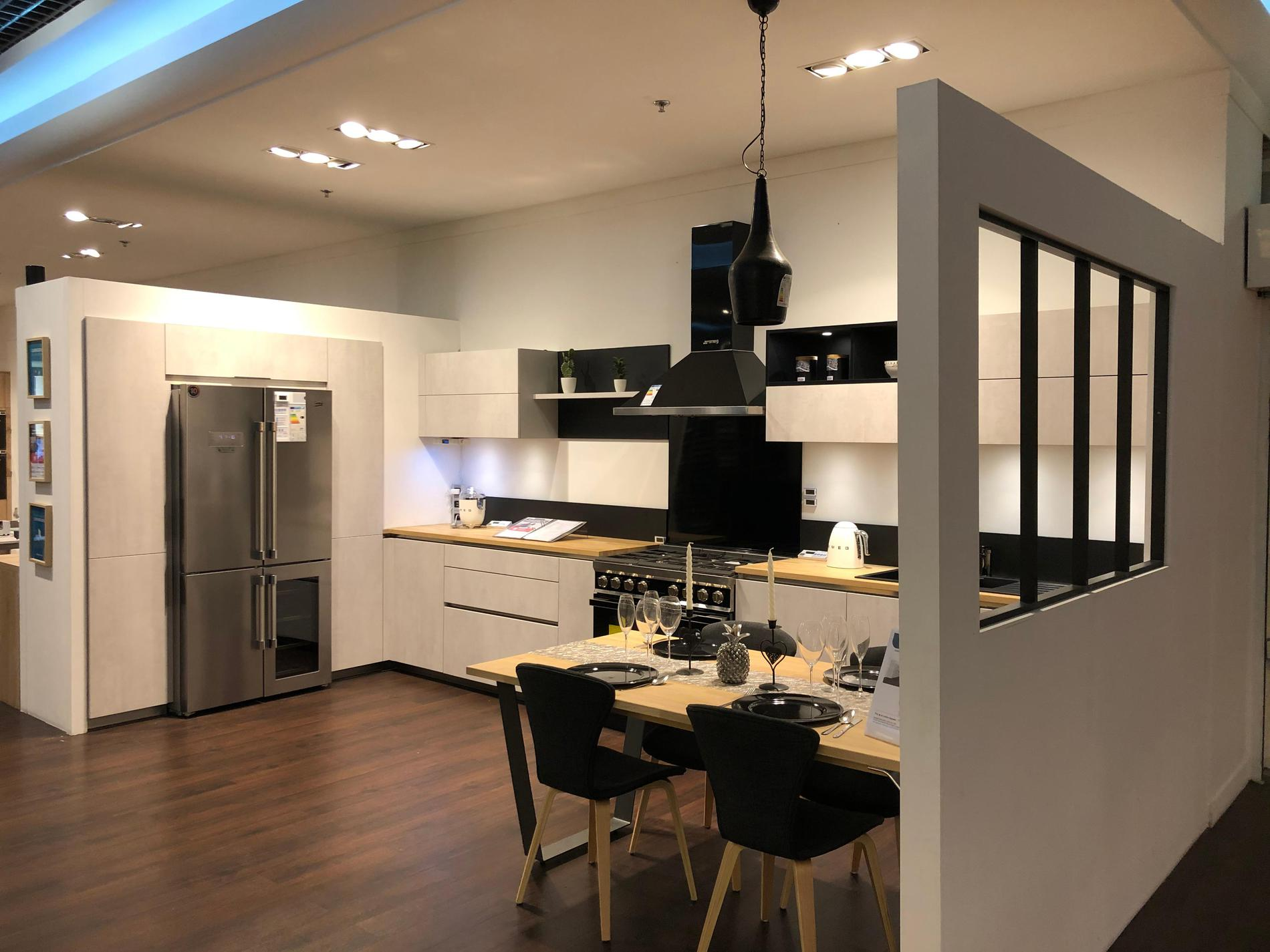 Cuisine Equipee Boulanger Dunkerque Grande Synthe Magasin