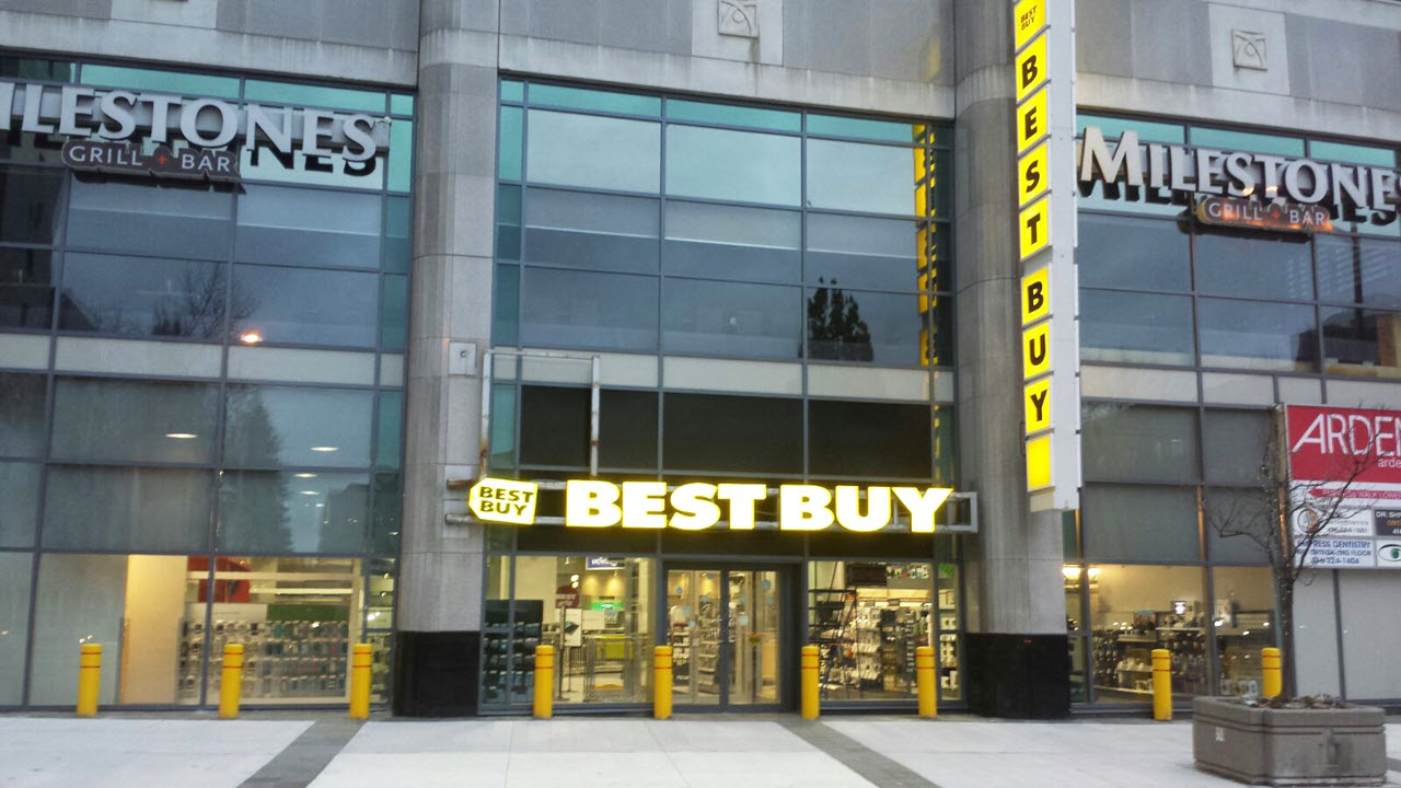 Best Buy Empress Walk