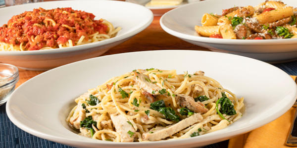 Bravo Italian Kitchen - World Pasta Month