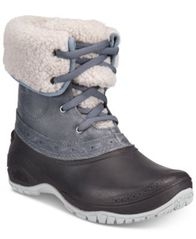 Image of The North Face Women's Shellista Cuffed Winter Boots