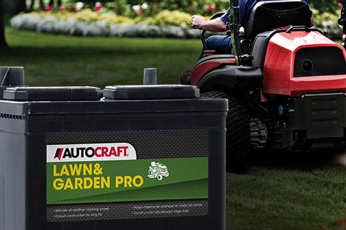 Autocraft Lawn & Garden Batteries