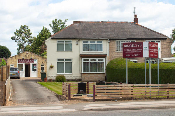 Bramleys Funeral Directors in Bentley, Doncaster
