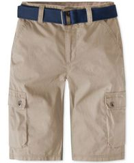 Image of Levi's® Westwood Cotton Cargo Shorts, Little Boys