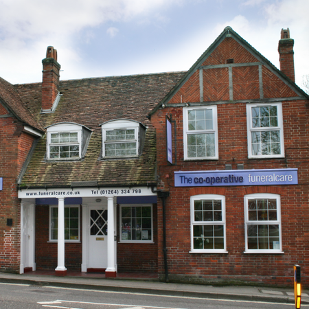 The Co-operative Funeralcare Andover