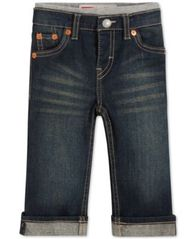 Image of Levi's® Baby Boys Pull-On Jeans