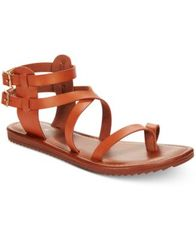 Image of Seven Dials Sync Flat Gladiator Sandals