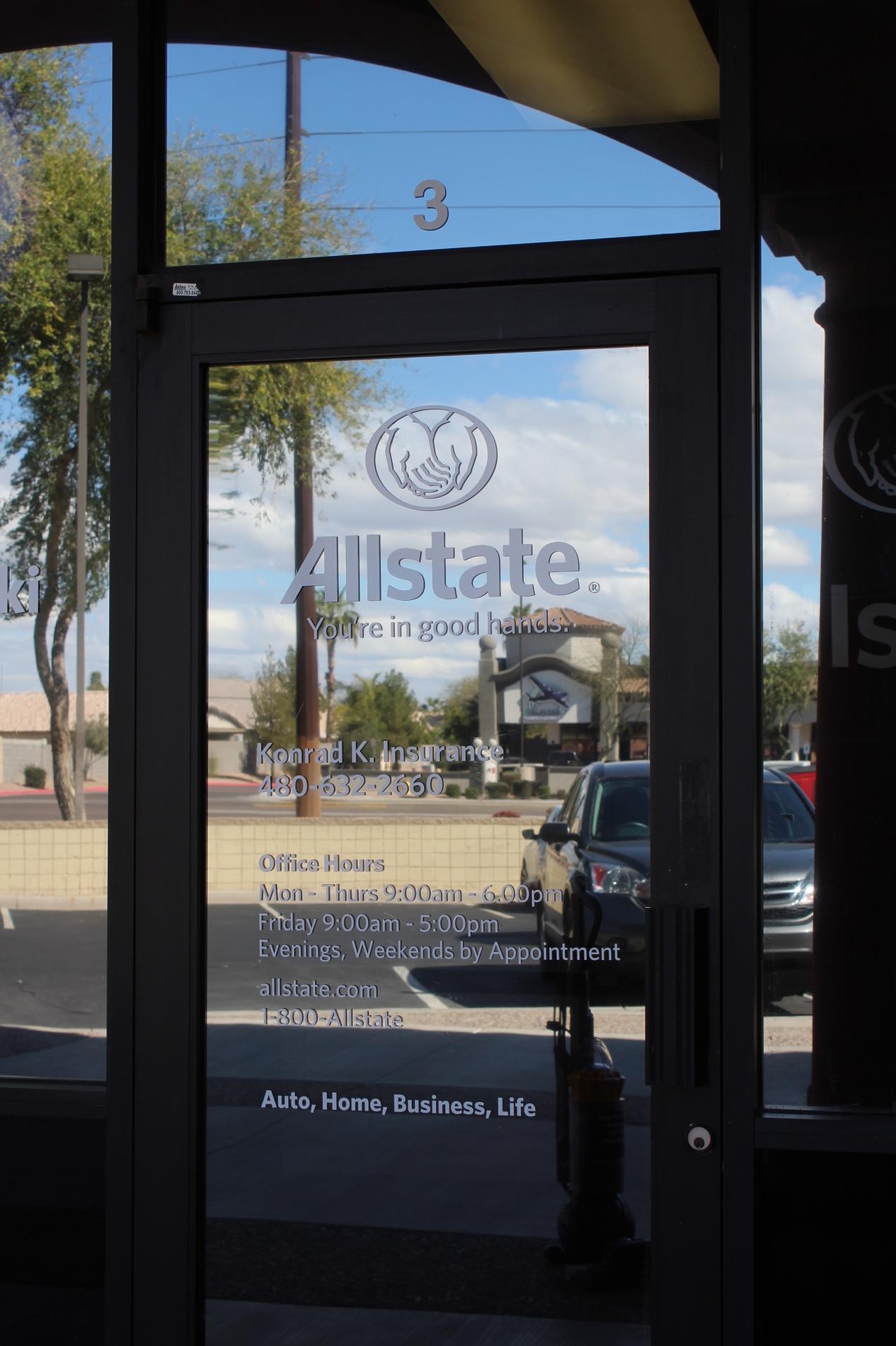 Allstate Car Insurance In Chandler Az Konrad Krolikowski