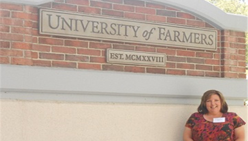 Yes, there IS a University of Farmers®!