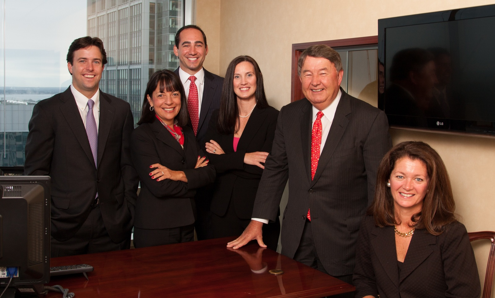 The Connolly Principe Group | Boston, MA | Morgan Stanley Private