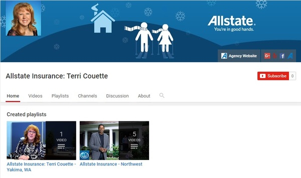 Terri Couette - Terri Couette YouTube Channel