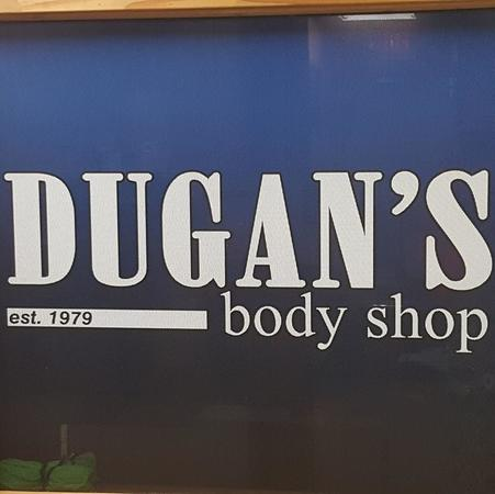 Check out Dugan's Body Shop!