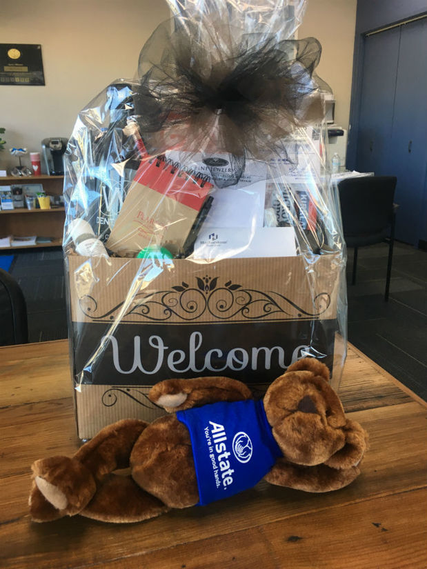 Kyle MacVicar - Issaquah Chamber of Commerce Welcome Basket