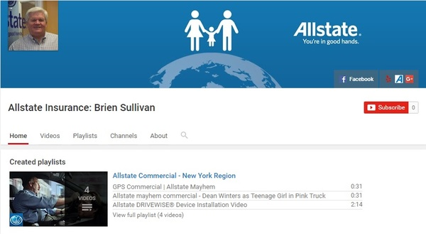 Brien Sullivan - Brien Sullivan YouTube Channel