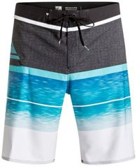 "Image of Quiksilver Men's Slab Logo Vee 20"" Boardshorts"