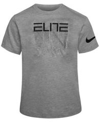 Image of Nike Dri-FIT Graphic-Print T-Shirt, Little Boys (4-7)