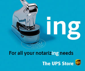notary stamp and ing for notarizing