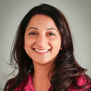 Headshot of Samina Ayub, MD