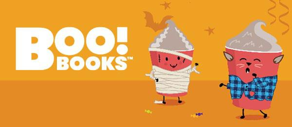 Wendy's Frosty Boo! Books
