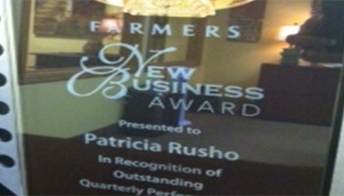 Farmers® New Business Award