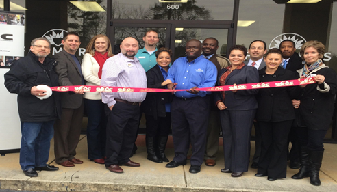The Carswell Agency's Ribbon Cutting