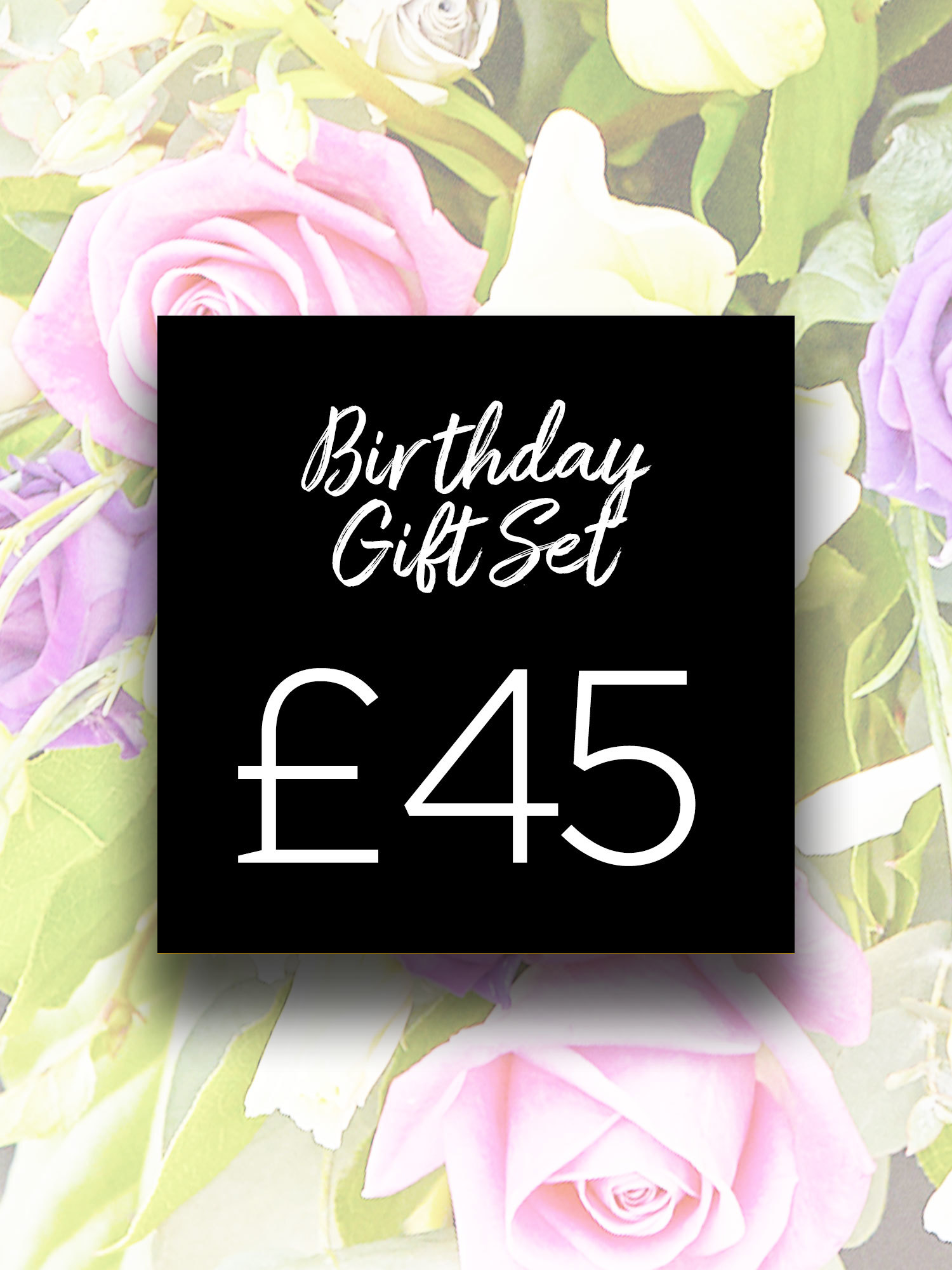 Image of Florist Choice Birthday Bundle