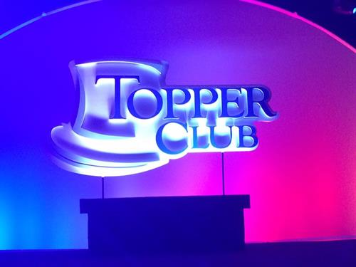 Toppers Club Achievement Award