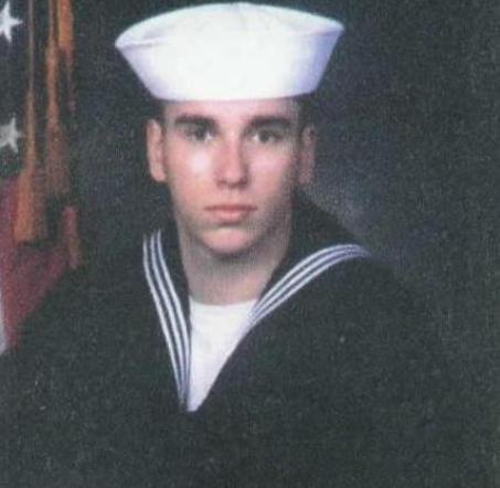 Jayson Hoffer US NAVY Boot camp image