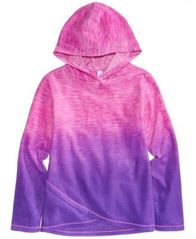 Image of Ideology Ombré Fleece Hoodie, Big Girls (7-16), Created for Macy's