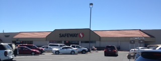 Safeway Store Front Picture at 3125 Stockton Hill Rd in Kingman AZ