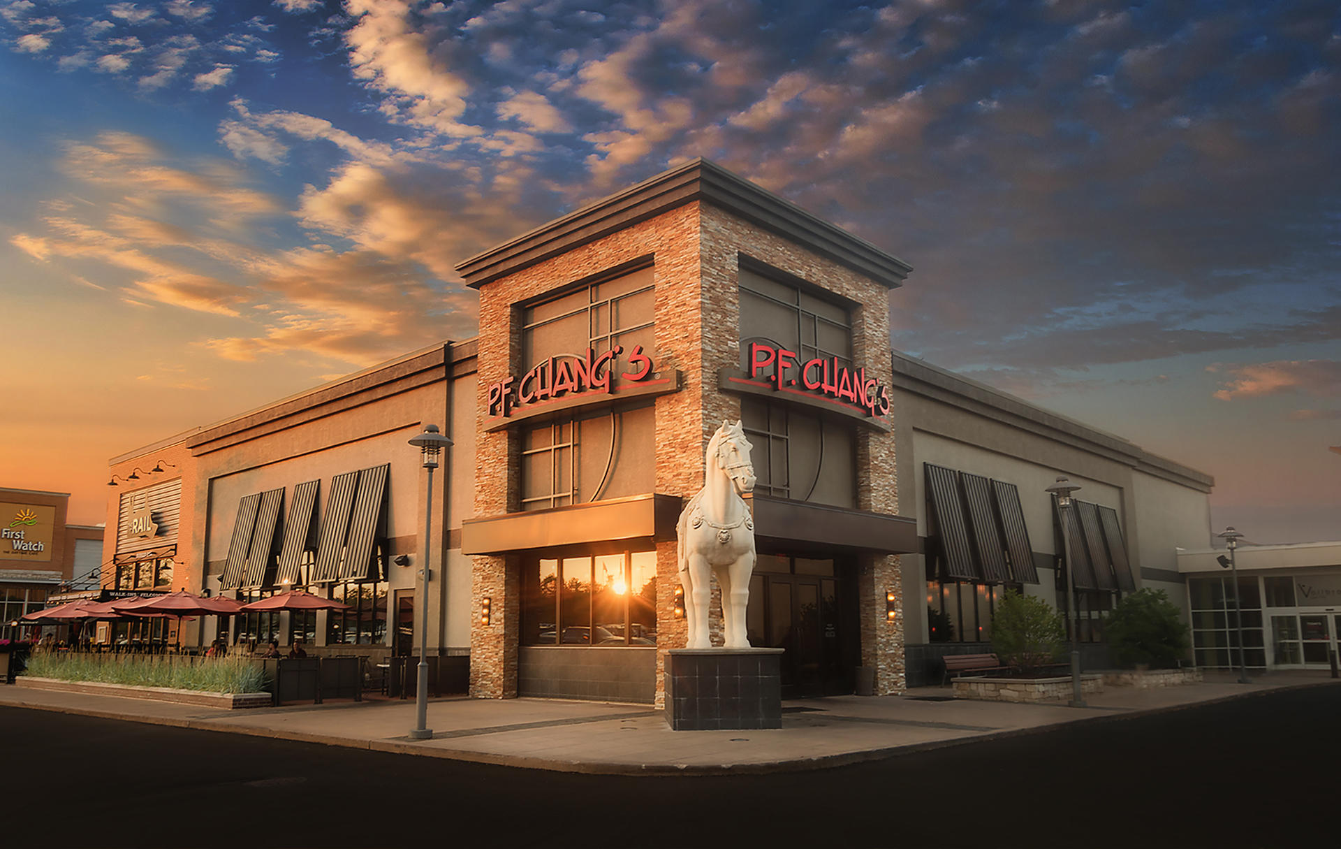 Summit Mall Stores >> P F Chang S In 3265 W Market St Akron Oh Asian American