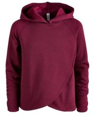 Image of Ideology Big Girls Tulip-Hem Hoodie, Created for Macy's
