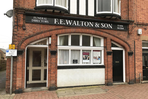 F E Walton & Son Funeral Directors in Long Sutton