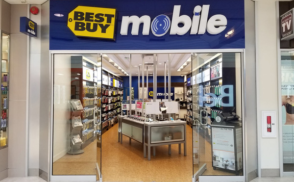 Best Buy Stone Road Mall