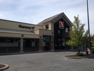 Safeway Store Front Picture at 3919 N Market St in Spokane WA