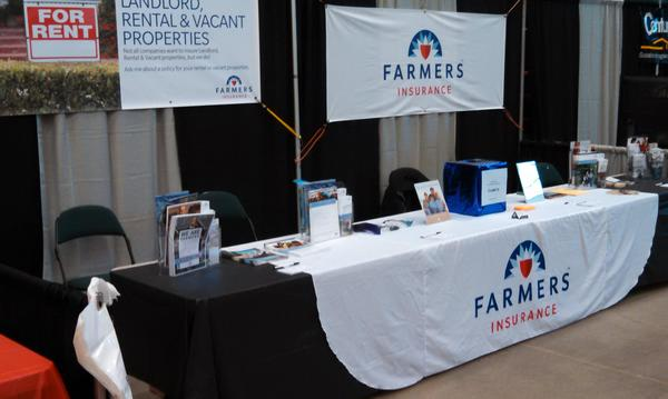 2016 Brookings Home Show Booth