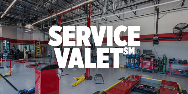 Now Offering Service Valet℠ Pick Up and Delivery!