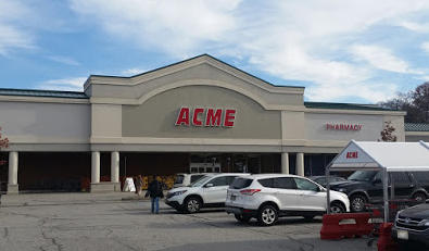 Acme Markets store front picture at 455 Route 23 N in Sussex NJ